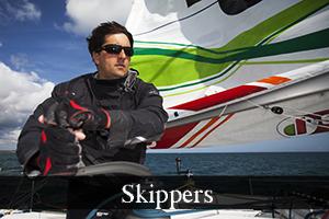 Acces Banque Image et Phototheque Skippers Course au Large