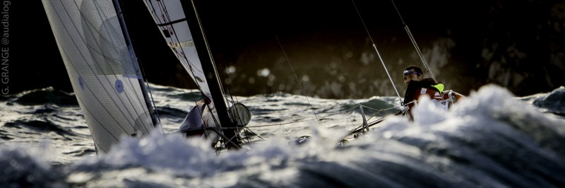 Guillaume GRANGE Mirabaud Yacht Racing Image