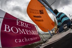 Solitaire du Figaro 2013 Runs à Bordeaux
